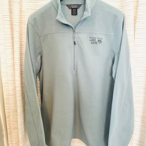 Mountain Hardwear Fleece Pullover Size Med